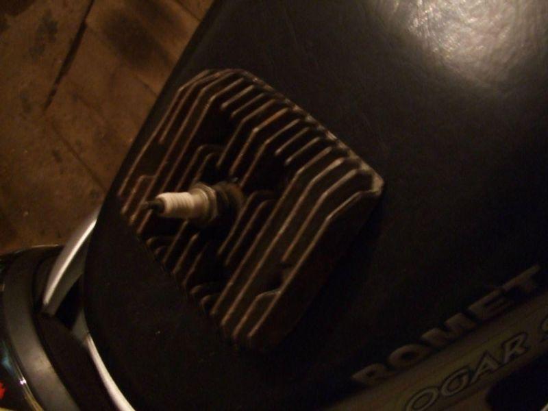 Głowica romet pony motorynka komar ogar kadet silnik kwadraciak
