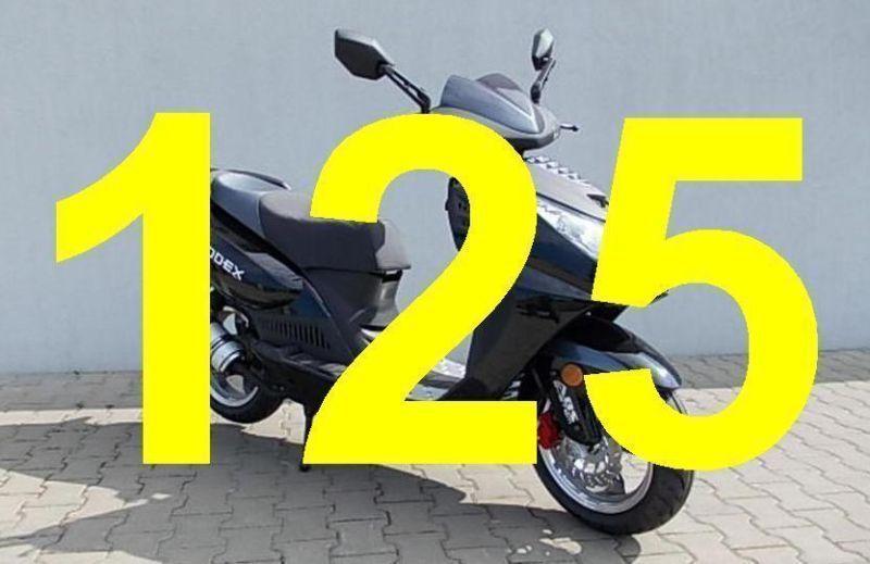 Piękny duży skuter 125 jak Romet 787, Zipp Quantum Junak