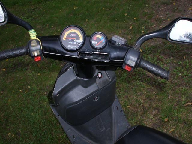 Skuter Malaguti F10 50cc na 70cc