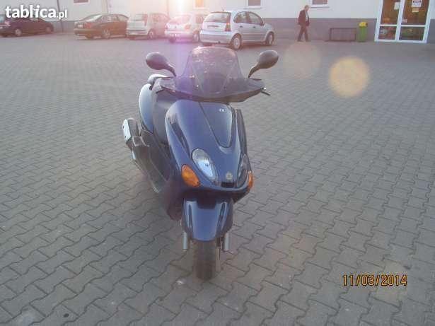 Yamaha Majesty 125ccm