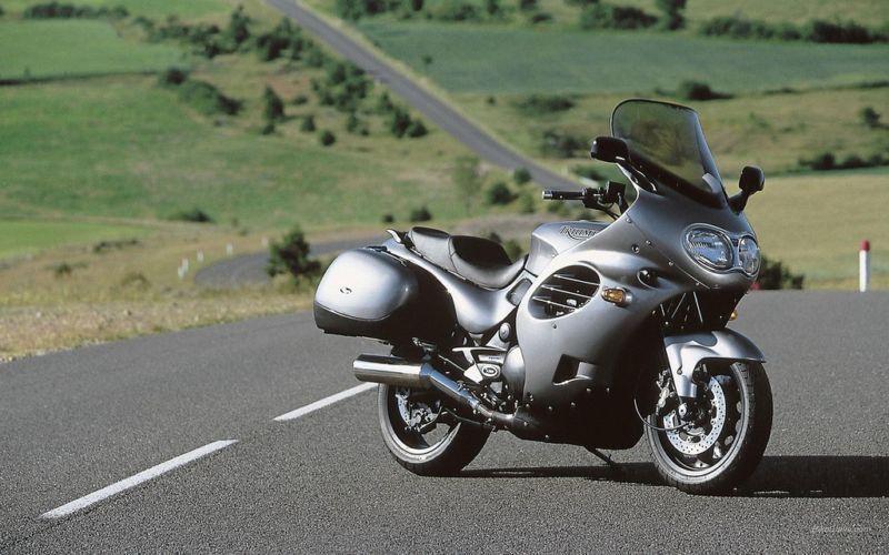 TRIUMPH TROPHY 1200 1998 IDEALNY MOTOCYKL
