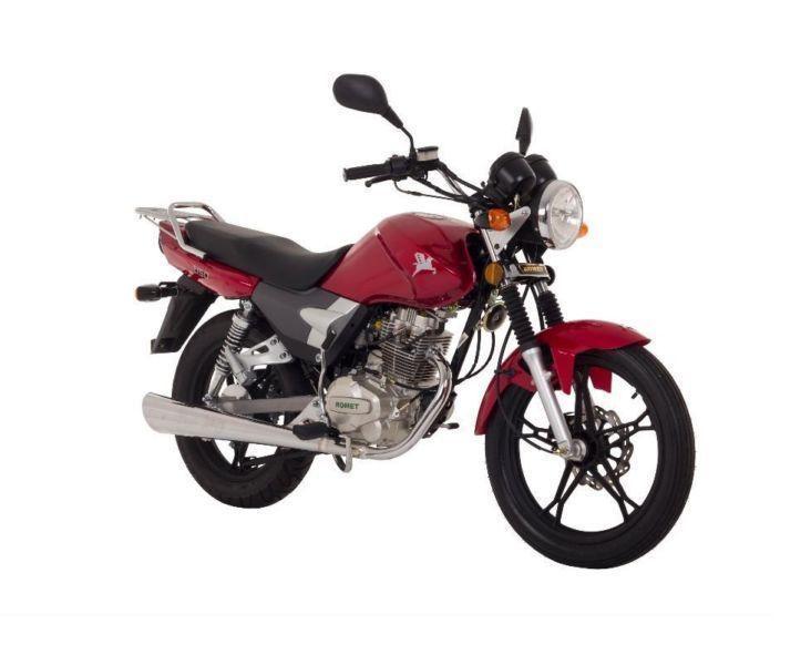 Motor Romet Z150