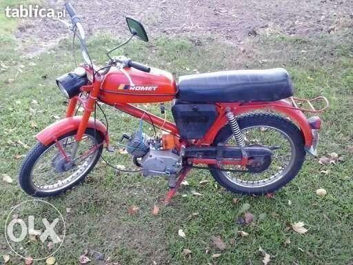 Romet Ogar 205, zamienie na motocykl MZ lub JAWĘ 350