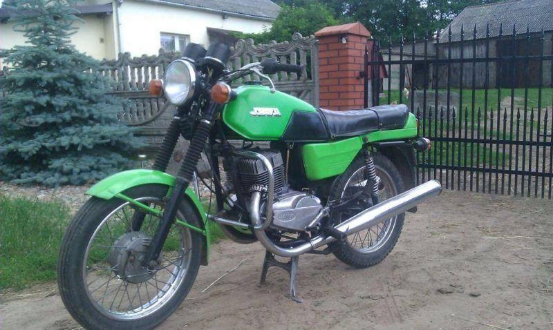 Jawa TS 350 100% pewny motocykl