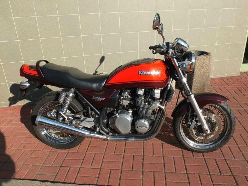 Ninja-750R - Brick7 Motorcycle
