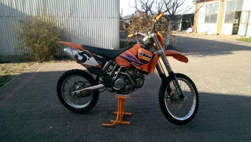 KTM SX-F SX 450