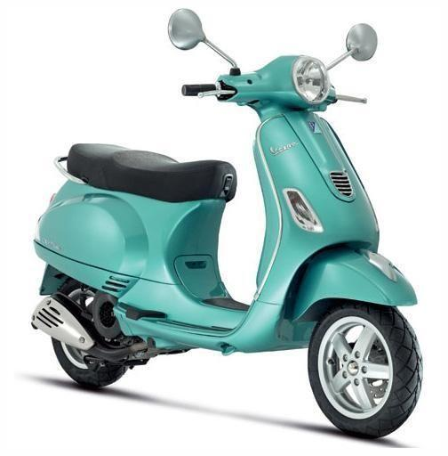 Piaggio Vespa LX50 gwarancja