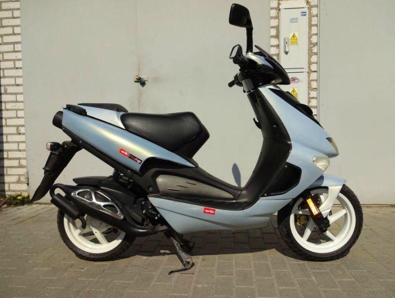 Aprilia Sr 50 - niezawodny,włoski skuter! (ewentualna zamiana )