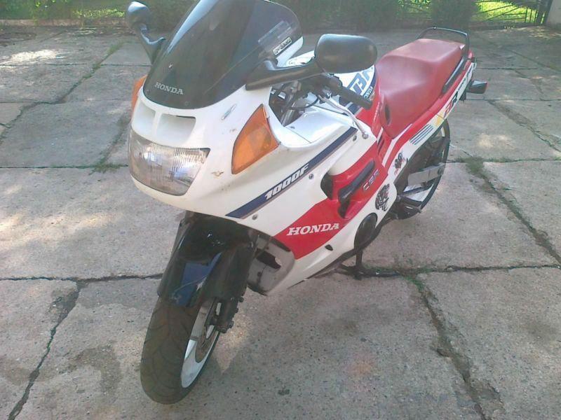 Honda CBR 1000 stan dobry