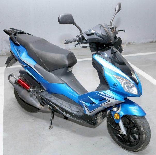 Sprzedam skuter Motobi Huzar II