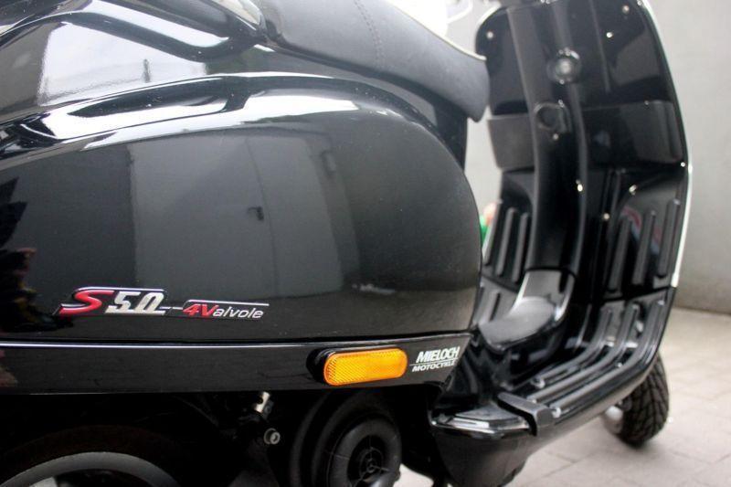 Sprzedam PIAGGIO VESPA S 50 4T 4V typ C38 w bardzo dobrym stanie