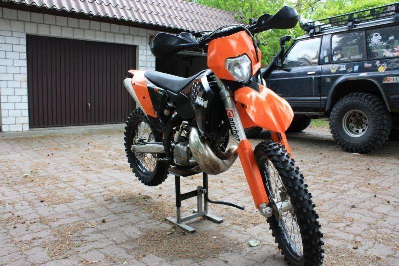 KTM 200 EXC (nie 250, 300 EXC)