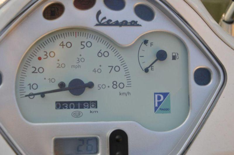 Vespa Piaggio LX 2T 2011rok