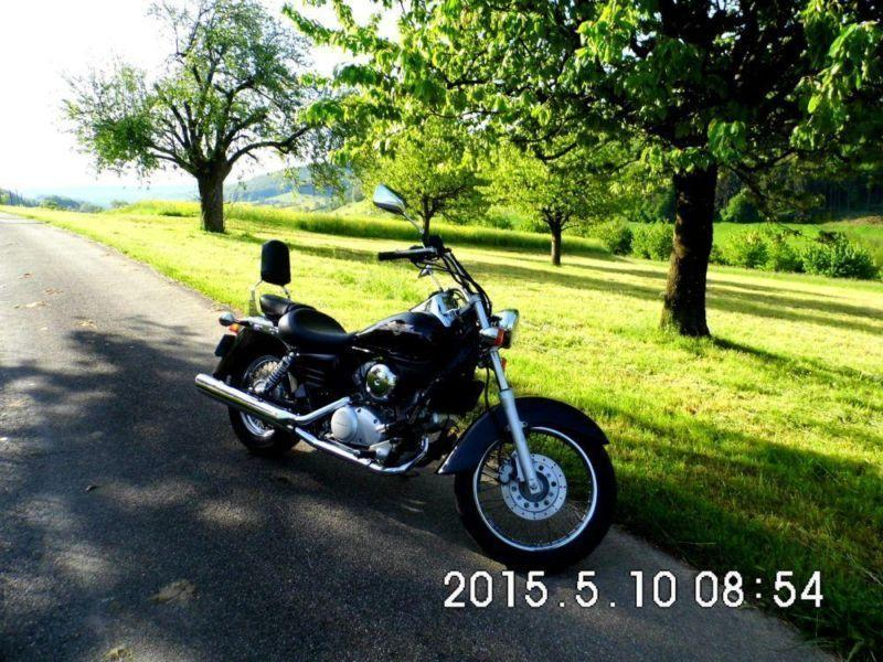 Honda Shadow 125 z 1999 roku