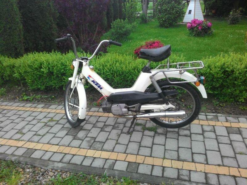 Tanio sprzedam lub zamienię Motorower KTM - skuter