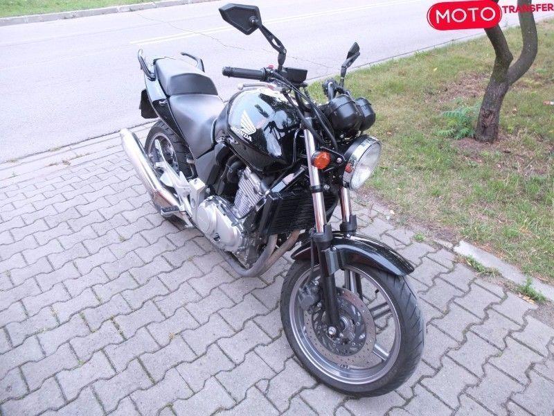 Honda CBF 500 2006 POLECAM!!