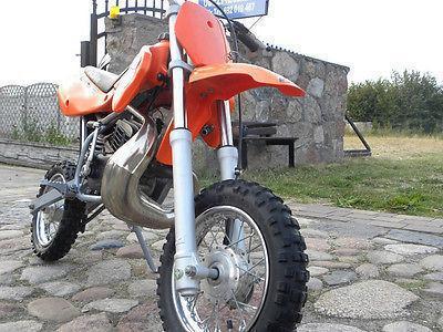 2001 KTM SX 50 SENIOR , MINI OKAZJA ZOBACZ