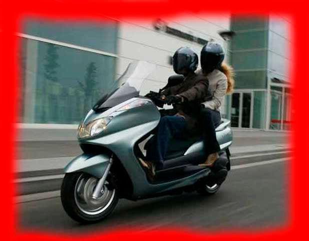 Yamaha Majesty Zlecę wymianę paska, filtra i oleju