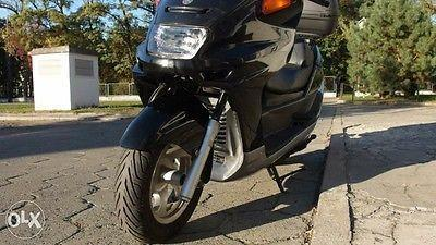 Yamaha YP 250 DX ABS nowe opony Michelin kufer Shad