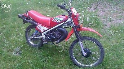 Cross HONDA MT50 2000r. Zarejestrowany homologacja