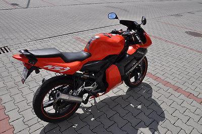 2004 Yamaha TZR 125/50 silnik z NSR 125