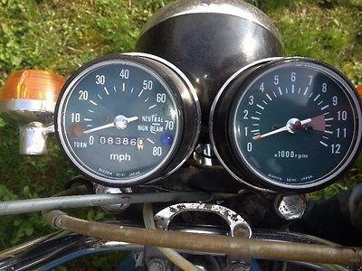 Honda CB 125 S zabytkowa, sprowadzona z USA. Zarejestrowana z Polsce