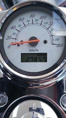 Honda Shadow 125 z wieloma dodatkami w genialnym stanie !!!
