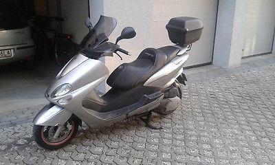 2006 Yamaha YP skuter 125cm3 bez prawa jazdy