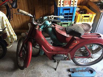 Rarytas Jawa 50 551 Motorower z 1960r