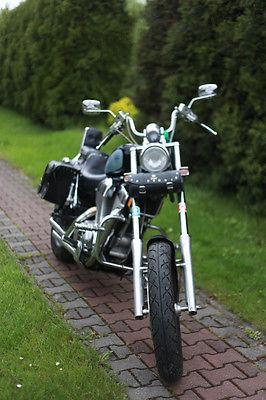 Motocykl SUZUKI INTRUDER VS 1400 1993rok