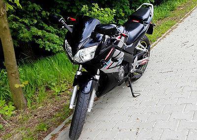 Honda CBR Honda CBR 125/50 kat. AM Stan idealny!