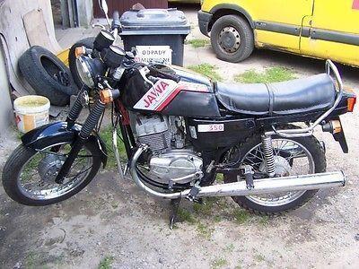 Jawa 350 twinsport