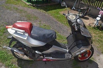 Skuter kingway 2008 rok 50cc