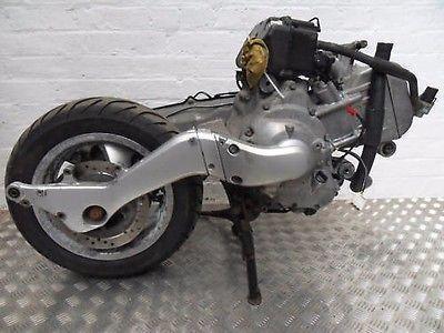 silnik do Honda Silverwing 600