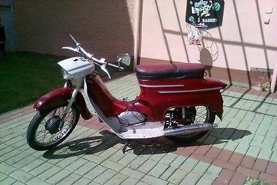Motorower JAWA (JAWKA)