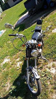 Chopper 50cc kingway,kingroad zarejestrowany, ubezpieczony(nie skuter)