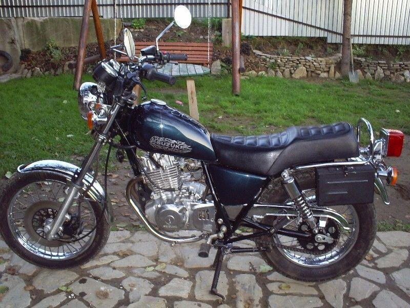 suzuki gn 250