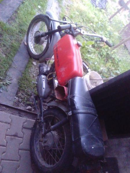 Jawa Jawka CZ Mustang Kaczka p20 50 zamiana motorower