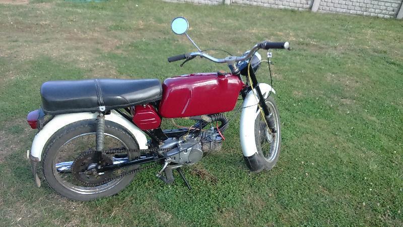 Jawa 50 mustang 1979 rok do dopieszczenia po remoncie silnika Okazja!!!