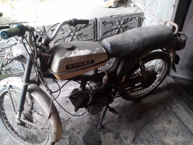 Motorower Romet