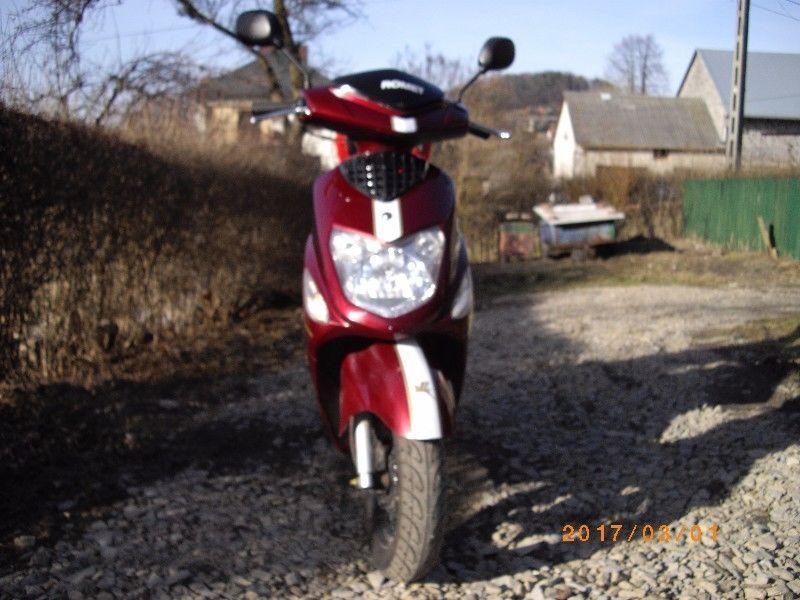 Scooter romet 727