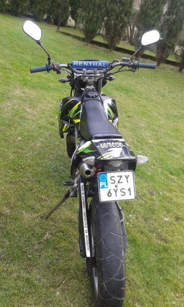 Yamaha DT 70/50, 2007 rok