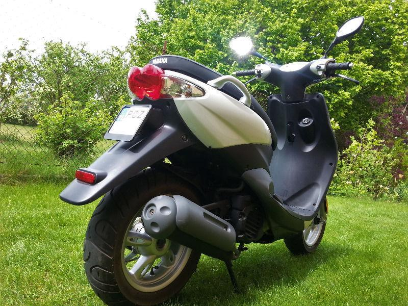 Yamaha Neos 4T na wtrysku serwisowana w ASO kup. w Polsce