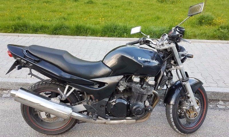 Kawasaki Vulcan 750 - Brick7 Motorcycle