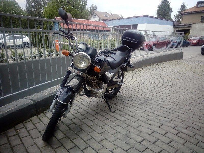 Motocykl Romet Z 150, 2010 rocznik