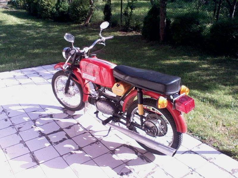 motorower Jawa sprzedam
