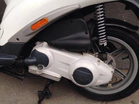 2006 Piaggio Liberty 125 cc