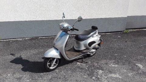 Romet Retro 6 skuter 50ccm