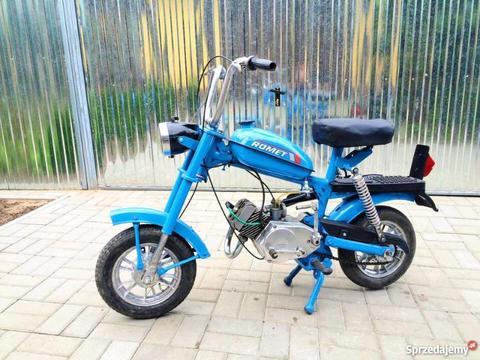 KUPIĘ Romet Motorynke dla dziecka ewentualnie Kadeta lub Ogara 205