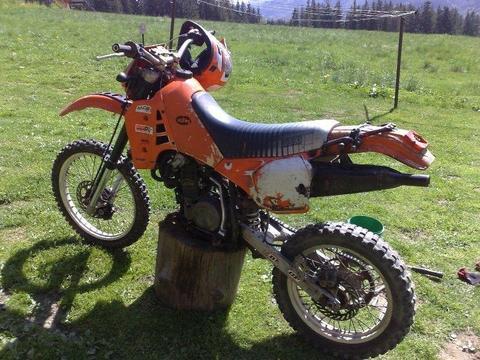 Sprzedam Zamienię KTM LC4 600